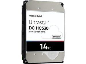 """WD Ultrastar DC HC530 WUH721414ALE6L4 14 TB 3.5"""" SATA 6Gb/s 7200 tpm 512 MB"""