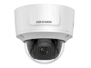 HikVision Caméra dôme IP extérieure varifocale 4MP 2.8-12mm EXIR 30m