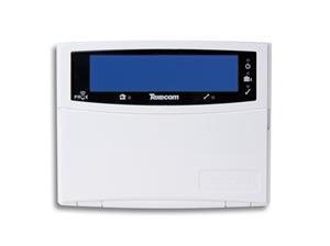 Texecom Premier Elite LCDLP-W Beveiligingstoetsenbord - Voor Bedieningspaneel