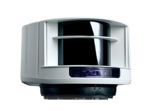 IRP EXTERIEUR Laser D-TECT 25m Blanc