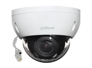 Dahua IPC-HDBW2X31R-ZS Caméra dôme IP varifocale anti-vandalisme 4MP 2.7 - 13.5 ZM IR: 30 mètres