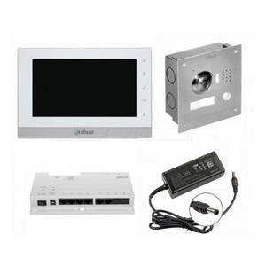 INTERCOM KIT VIDEO Color 7-inch TFT LCD