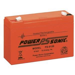 Batterie au plomb VRLA sans entretien de 6V 12Ah