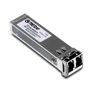 Compatible avec les logements SFP (Mini GBIS) standards Supporte des débits de connexion jusqu'à 155 Mb/s Supporte les transmissions résea