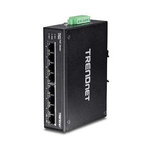 8 ports Ethernet PoE+ Gigabit Alimentation électrique totale PoE+ jusqu'à 200 watts Capacité de commutation de 16 Gb/s Switch métallique r