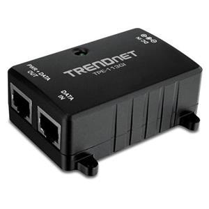 Compatible avec les débits Full Duplex Gigabit Utilisez des switches non-PoE pour mettre en réseau des périphériques PoE sur des distances