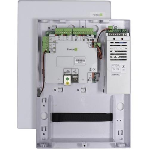 Paxton10, controleur, Alimentation 12V 2A, armoire plastique