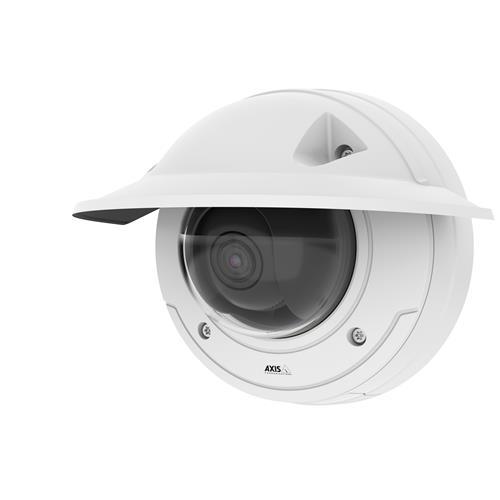 P3375-VE Caméra dome IP extérieure, 2MP, 3-10mm
