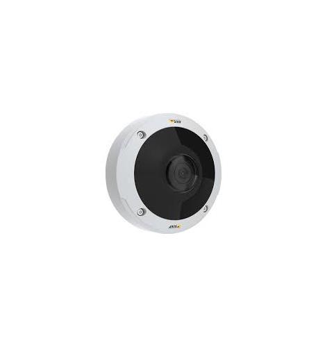 M3057-PLVE Caméra dome IP hémisphérique extérieure