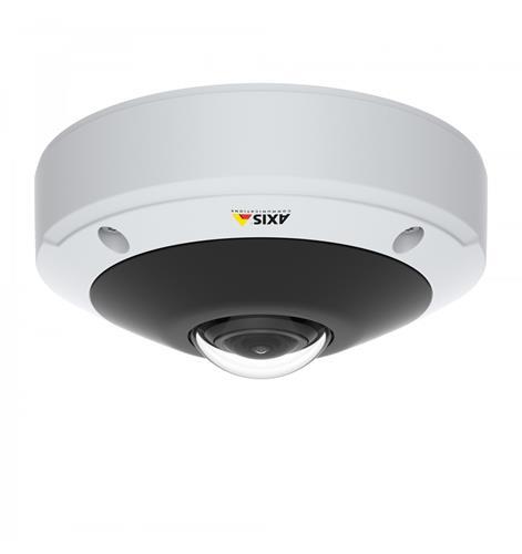 M3058-PLVE Caméra dome IP hémisphérique extérieure