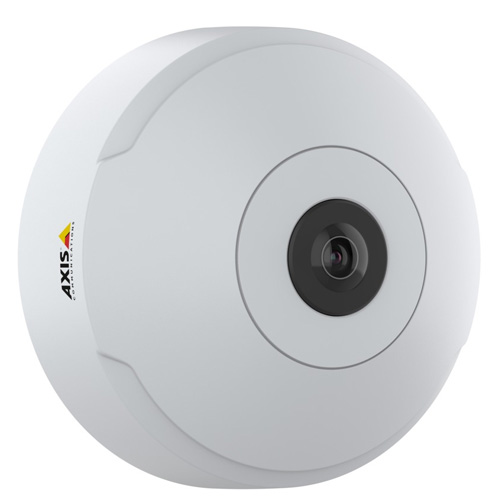AXIS M3067-P Ultra-compact, indoor fixed mini dome with 6 MP sensor and fixed lens