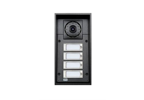 INTERCOM VIDEO IP Force 4 +Cam+10W Box