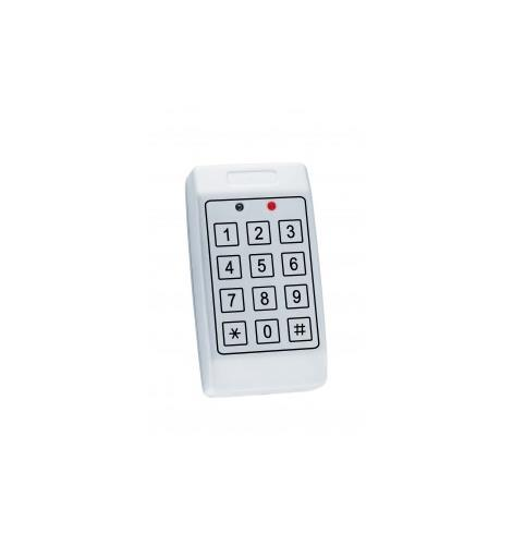 Rosslare AC-T43 Keypad - Deur - Sleutelcode - 500 Gebruiker(s) - Vrijstaand
