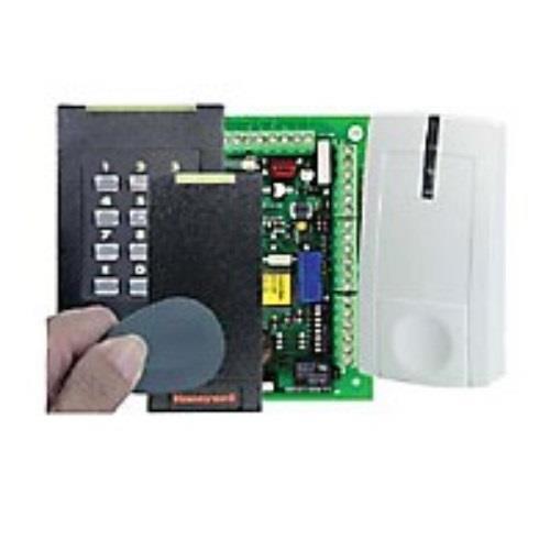 Honeywell Toegangscontrolesysteem, deur - Sleutelcode - 1000 Gebruiker(s) - 2 Deur(en) - Wiegand