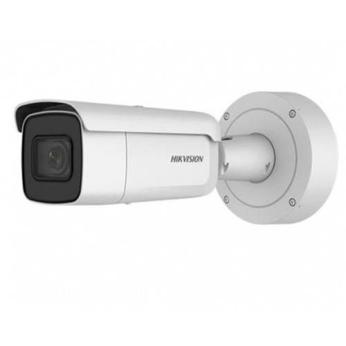 HikVision Caméra tube IP extérieure varifocale 4MP 2.8-12mm MZF EXIR 50m