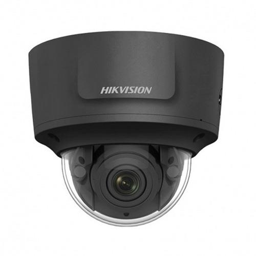 HikVision Caméra dôme IP extérieure varifocale Noir 4MP 2.8-12mm EXIR 30m