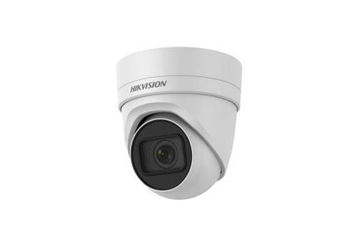 HikVision Caméra IP eyeball extérieure varifocale 4MP 2.8-12mm EXIR 30m