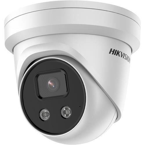 HIKvision 3series Smart IP Solution 3series Caméra Turret IP Utilisation extérieur Résolution: 5MP Objectif: 2.8mm