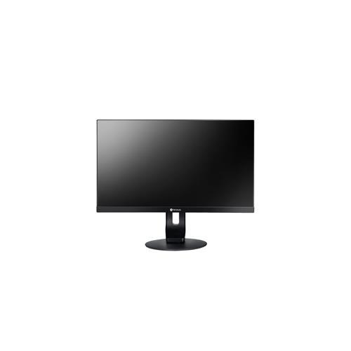 """27 """"FULL HD LED 1920 * 1080 VGA HDMI DisplayPort 300 cd / m2 haut-parleurs 2x 2W Blue-Light sans scintillement cadre étroit réglable en ha"""