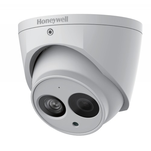 IP Caméra Dôme Extérieur 4MP Objectif: 2.7mm - 13.5mm Optique varifocale motorisé Voeding: 12 VDC + PoE IR Jusqu'à: 20m