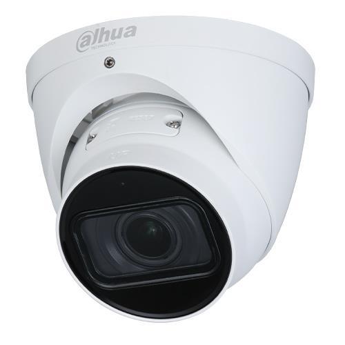 Dahua IPC-HDW3841T-ZAS Caméra Turret IP Utilisation extérieur Résolution: 8MP / 4K Objectif: 2.7mm - 13.5mm MFZ