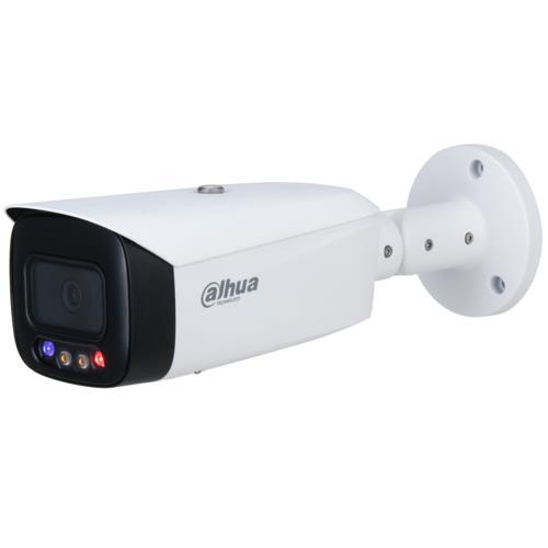 Dahua IPC-HFW3449T1-AS-PV Caméra Tube IP Utilisation extérieur Résolution: 4MP Objectif: 3.6mm Wizsense Full-color TiOC