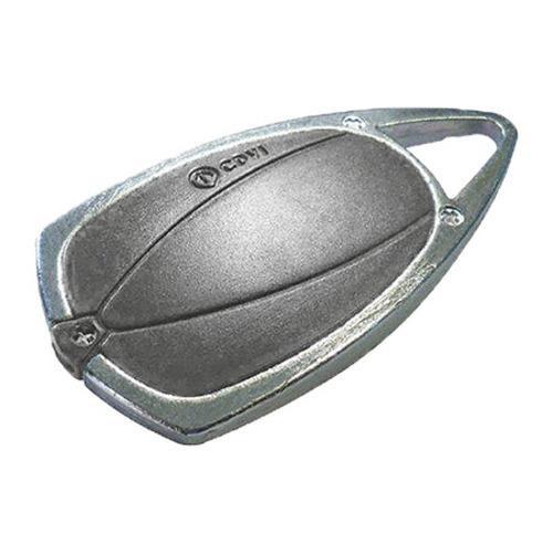CDVI, Badge Krypto Metal Desfire EV2, 4K, fourni par 10 pièces
