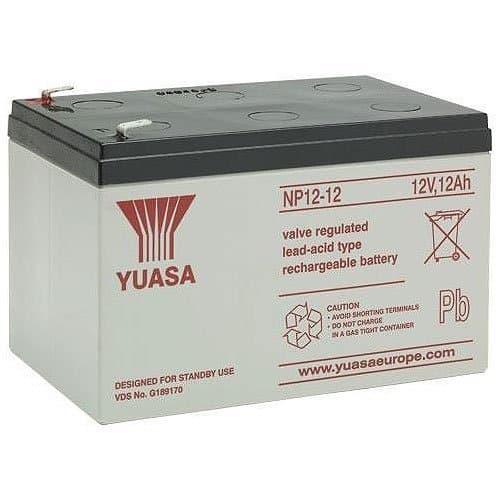 Batterie au plomb 12V 12Ah VRLA