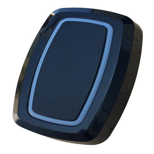 REMOTE CTRL Touch sensitive black