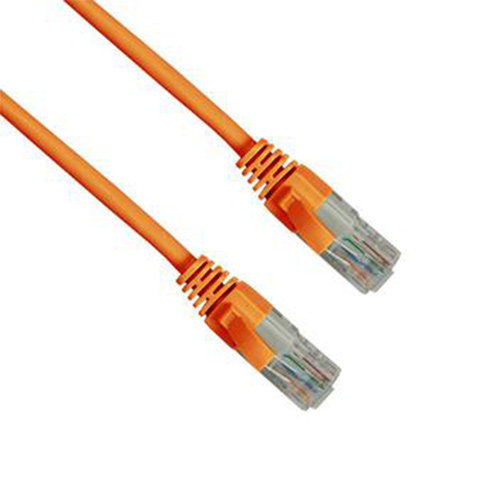 W Box RJ45 Patch Cable1 WBXC6ERD2MP5 2M rouge Paquet de 5