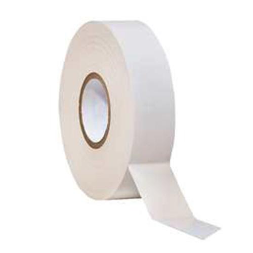 Tape PVC 19mm x 20M White(10)
