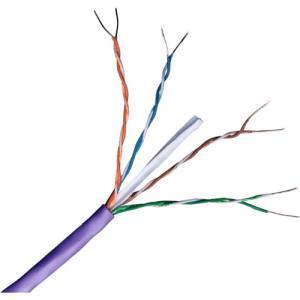 Connectix 305M Cat6 U/UTP Gris Paars Eca