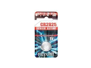 PILE LITHIUM CR2025 3V BLISTER