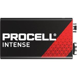 Battery 10 Pack Duracel Intense 9V 6lf22