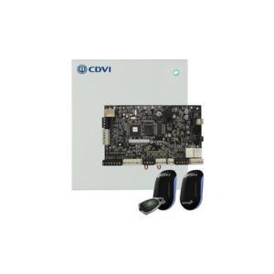 CDVI A22KITB Toegangscontrolesysteem, deur - Deur - Proximity - 10000 Gebruiker(s) - 2 Deur(en) - 100 mm bereik - Wiegand - 230 V AC