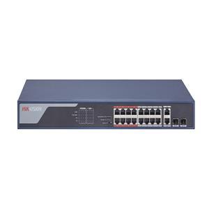 HIKVision PRO Serie Switch - 16 canaux Commutateur de réseau SMART