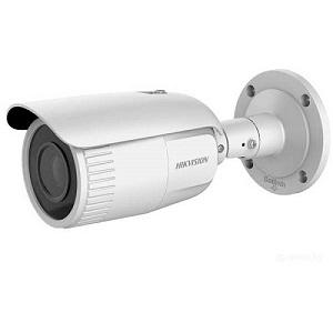 Hikvision Value Series - Caméra Tube IP, Utilisation Extérieure, résolution 4MP, Objectif 2.8-12mm ZFM, IR 30m