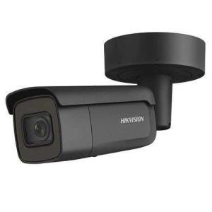 Caméra Tube IP Extérieure, Noir
