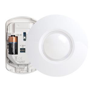 Texecom Capture Wireless Ceiling Mount Quad PIR Sensor Ricochet Technology