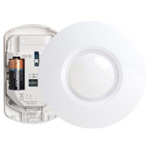 Texecom Capture Wireless Ceiling Mount Dual Tech Sensor Ricochet Technology