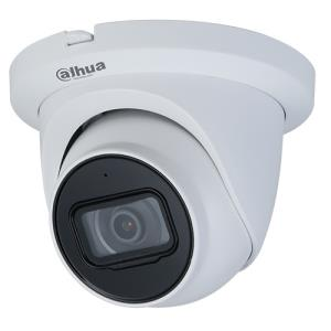 Dahua IP Caméra Eyeball DH-IPC-HDW3441TMP-AS-0280B Extérieur Résolution: 4MP Objectif: 2.8mm Lentille fixe