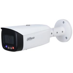 Dahua Wizsense Full-color DH-IPC-HFW3449T1P-AS-PV Caméra Tube IP Utilisation extérieur Résolution: 4MP Objectif: 3.6mm
