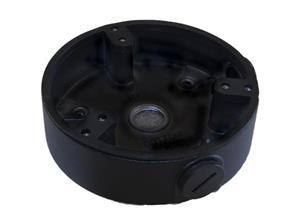 BRACKET CAMERA Junction box Black