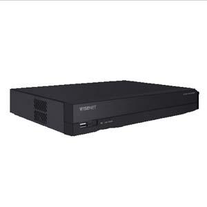 Wisenet Q - NVR 8canaux- sans disque dur