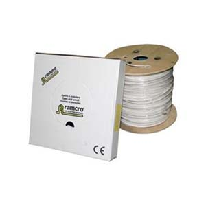 CABLE SH/DED Cbl Afgesch. 6 X 0.22  100M