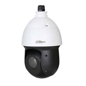 Dahua IP Caméra PTZ DH-SD49225XA-HNR Extérieur Résolution: 2MP Objectif: 4.8mm ~ 120mm (zoom optique 25x)