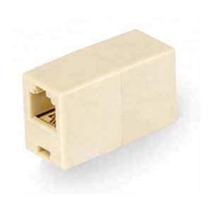 CONNECTOR COP RJ45 CAT5/6E COUPLER