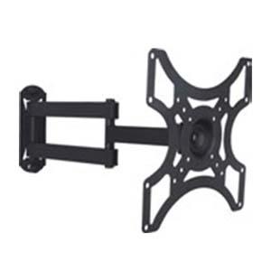 W Box Double bras pivotant et inclinable WBXMB1342TSD Tilt: 15 à -15 degrés Vesa Mont: 200x200 (Max) Capacité de charge: 25kg (Max)