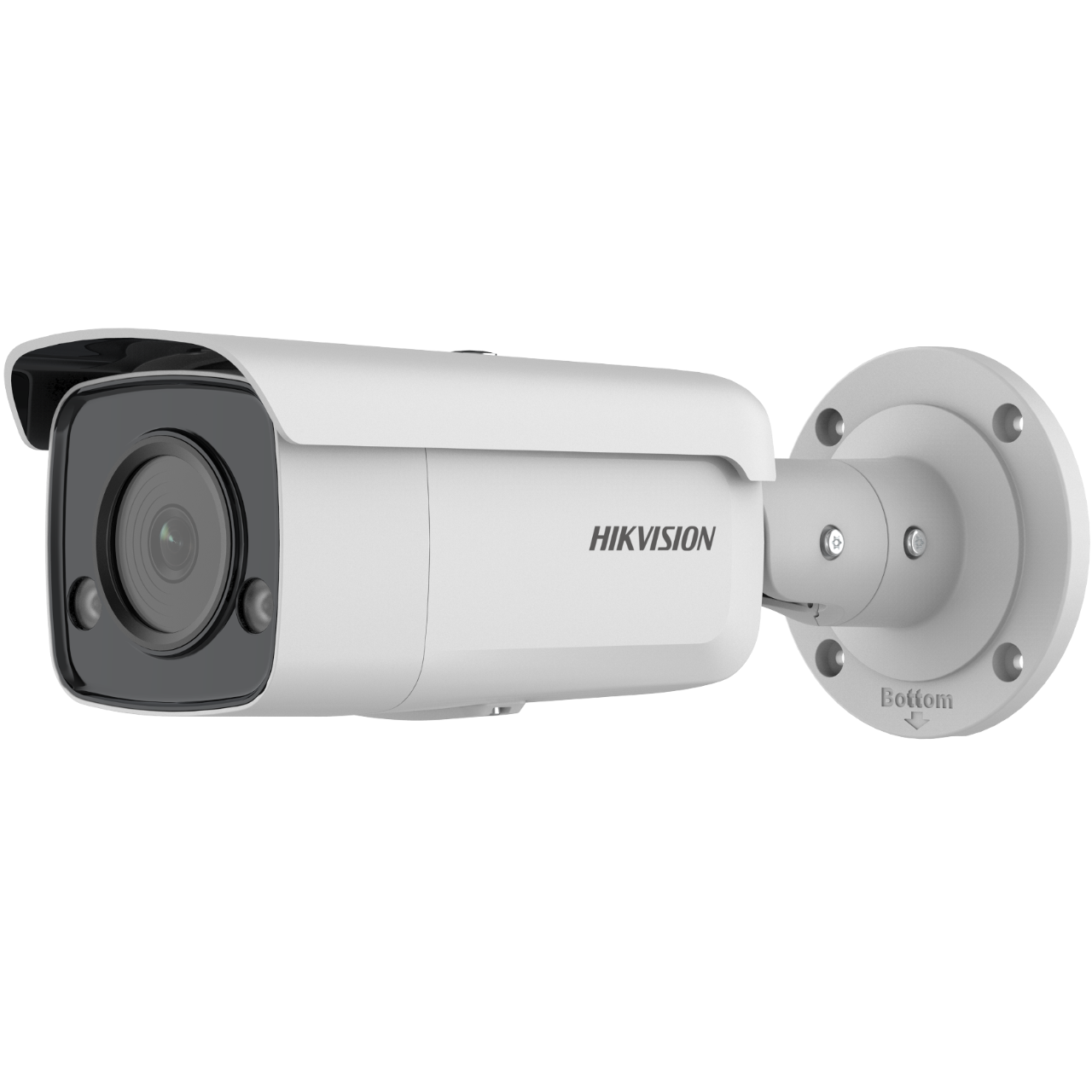 Easy IP4.0 - ColorVu <(>&<)> Acusense G2, Caméra Tube IP, Utilisation Extérieure, Résolution 4MP , Objectif 2.8mm HFOV 103°